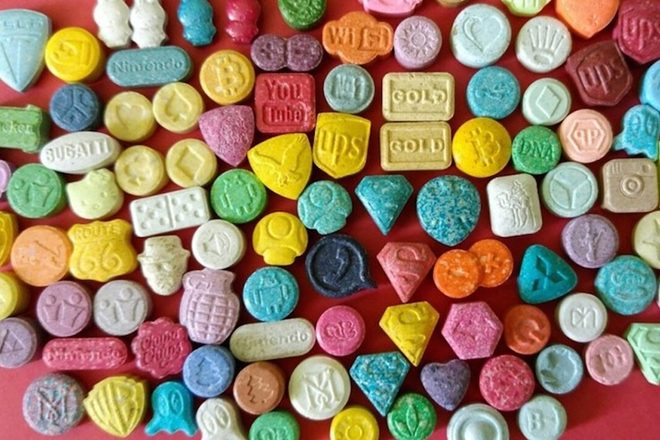 Ecstasy-USA